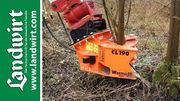 Woodcracker CL 190 und C 350 | landwirt.com