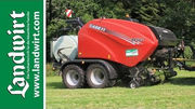 Case IH RB 545 Silage Pack Press-Wickelkombination