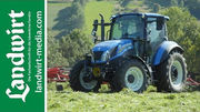New Holland T5.75 Praxistest