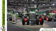 Fendt auf der Agritechnica 2019 - Standrundgang in Hannover auf der Messe
