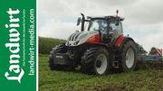 Der neue Steyr Terrus | landwirt-media.com