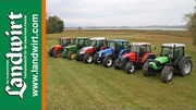 85 PS Traktoren im Vergleich
