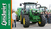 John Deere 6R Power Tour