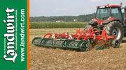 Bodenbearbeitung mit Grubber, Pflug oder Scheibenegge?