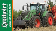 Fendt 800 und 900 Vario