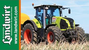Claas Axion 800 CMATIC