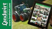 Traktor verkaufen mit der LANDWIRT App