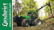 John Deere Forsttraktoren