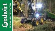 John Deere Forstmaschinen