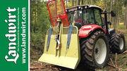 Holzknecht Seilwinden und Forstanhänger