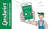 Kaufen und verkaufen mit der Landwirt.com App