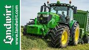 Traktoren in Deutschland 2015