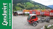 Aufbauladewagen im Vergleich