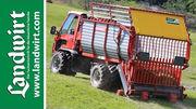 Gruber Aufbauladewagen ALW320R