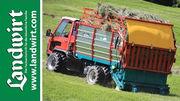 Waldhofer XL Aufbauladewagen