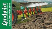 Kverneland i-Plough und e-drill