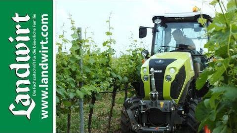 Landmaschinen bei Gerhard Huber