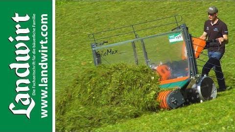 Neuer SiloMax von Agrartechnik Seeber