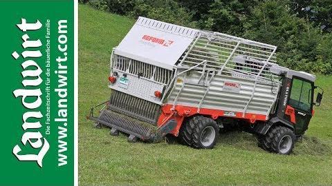 Reform PrimAlpin Aufbauladewagen