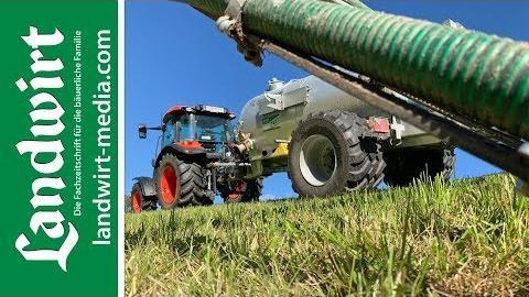 Farmtech Güllefass Supercis 500 mit Condor 7.5