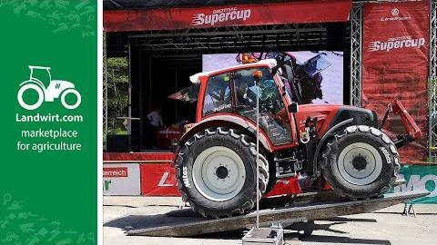 Lindner Geotrac Supercup Auftakt 2019