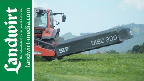 SIP Disc 300 S Alp Praxistest