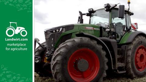 Fendt 942 Vario Test-Drive in 4K (900 Vario Traktoren)