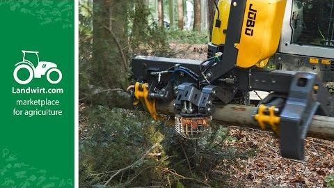 Lunzer mit Forstmaschinen im Einsatz