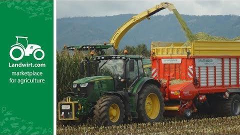 Rentflex - Landtechnik flexibel mieten