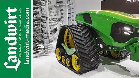 John Deere Visionen auf der Agritechnica 2019
