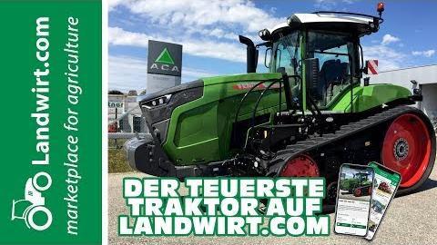 Der TEUERSTE Traktor