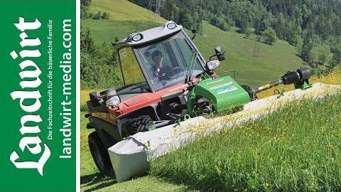 Samasz Alpina 300 im Praxistest