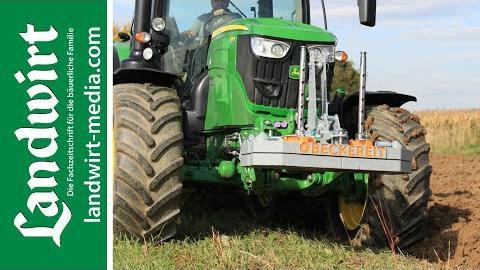 Traktor richtig ballastieren