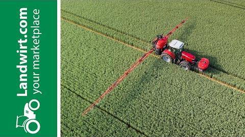 Landwirt.com LIVE: Pflanzenschutz mit Kverneland