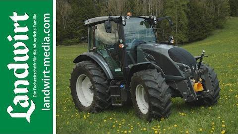 Valtra A114 im Test   landwirt-media.com