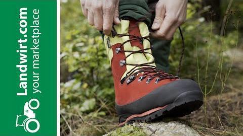 Der Schuh für den Forstprofi - Protector Forest