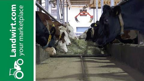 Das feedstar Fütterungssystem