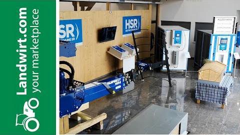 Neuheiten bei HSR Heutrocknung