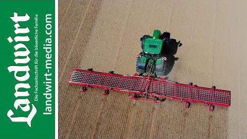 Fahrbericht: Horsch Cura 15 ST   landwirt-media.com