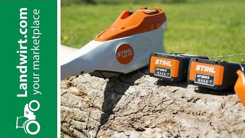 Die neue Akku-Motorsense von Stihl | landwirt.com