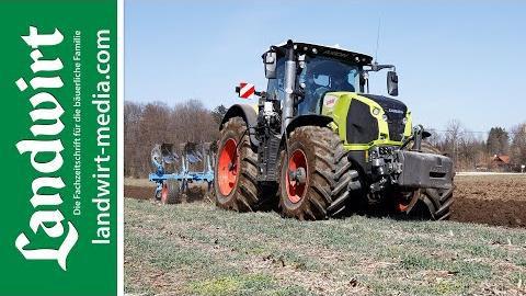 Claas Cemos für Traktoren   landwirt-media.com