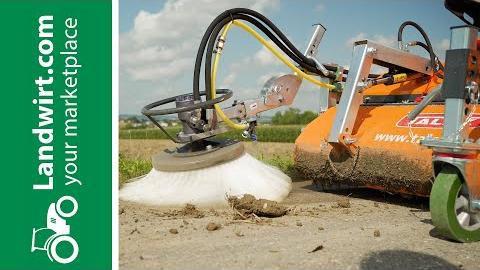 Talex Eco Clean Kehrmaschine
