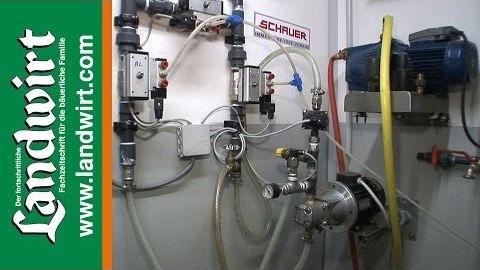 Schauer Ölfütterung Energy+ Feeder