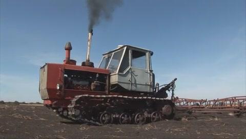 Landwirtschaft in Russland Vol. 1