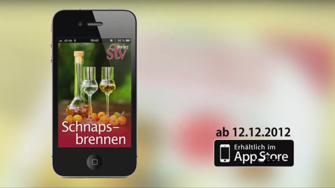 Schnapsbrennen App