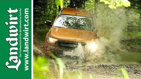 Ford Ranger Wildtrak im Offroad Test