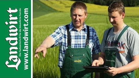Mobile Datenerfassung mit Farmdok