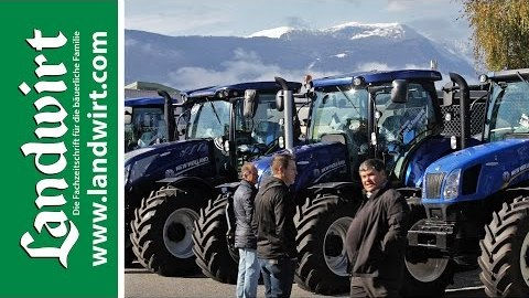30 Jahre Landtechnik Villach
